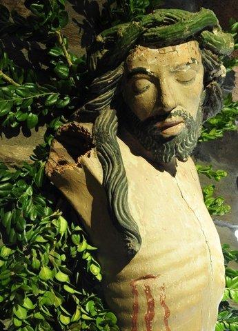 Christ frenes rameaux 2