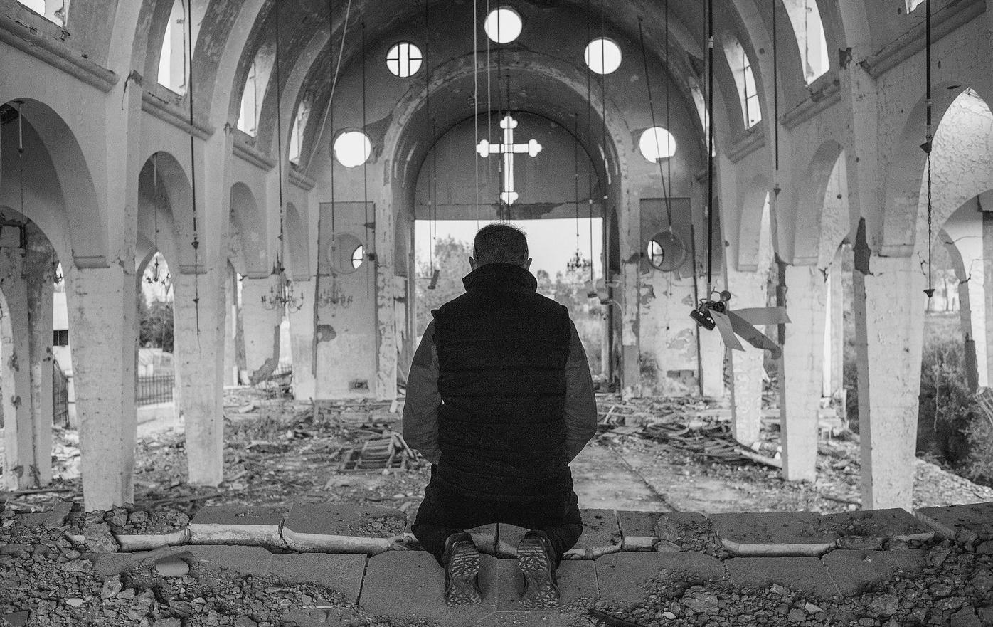 Eglise detruite daech nb
