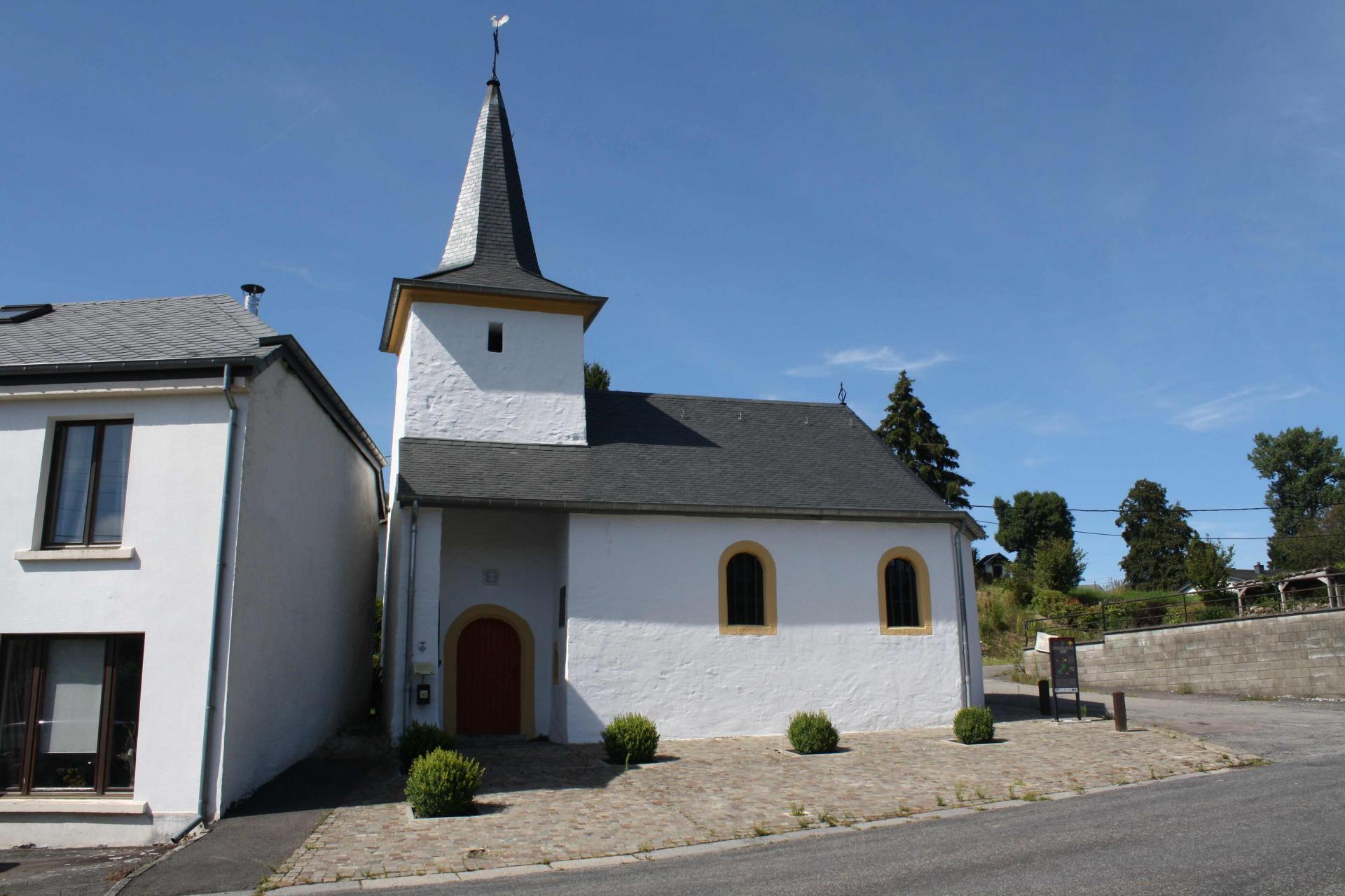 Grumelange chapelle 1