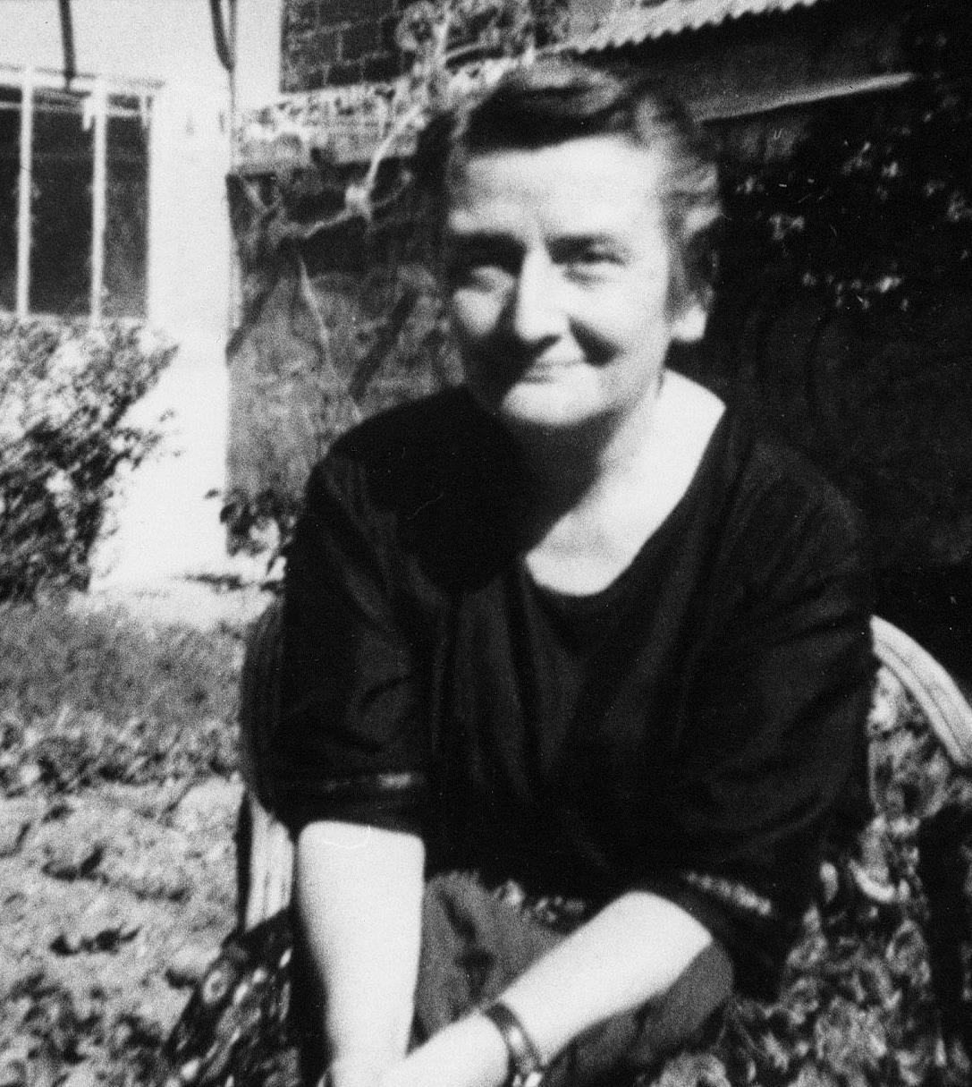Madeleine delbrel portrait